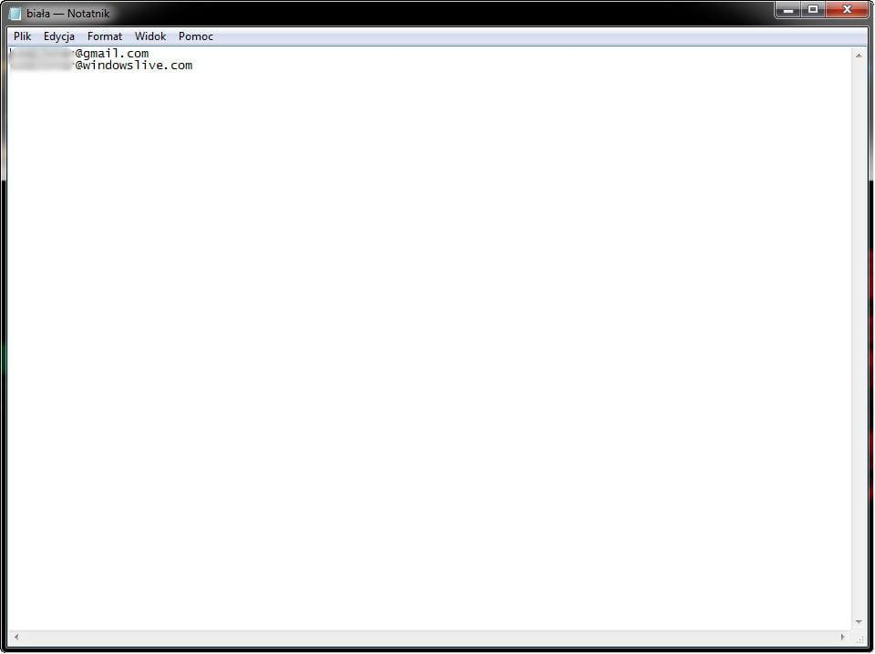 AVG_poczta_009 - lista tekstowa z loginem i nazwiskiem