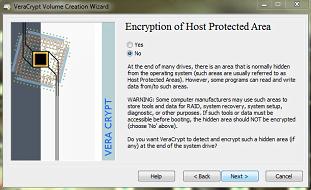 Szyfrowanie chronionych danych - VeraCrypt