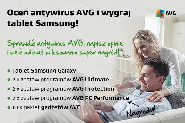 AVG - konkurs