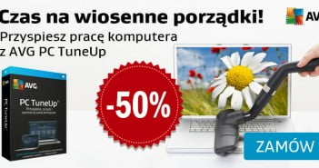 Zamów PC TuneUp za połowę ceny.