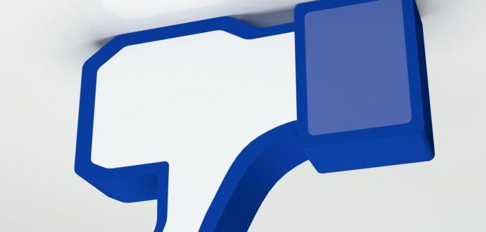Na Facebooku pojawi się przycisk nie lubie?