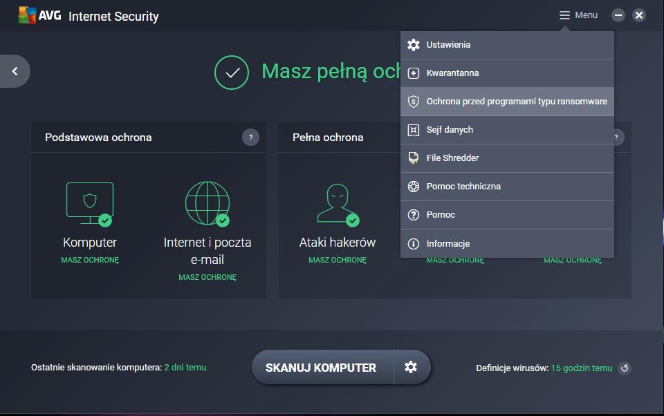 Gdzie znajdziemy Ransomware Protection