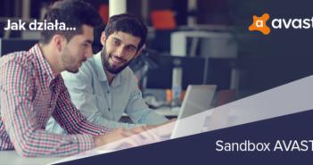Jak działają funkcje Sandbox AVAST?