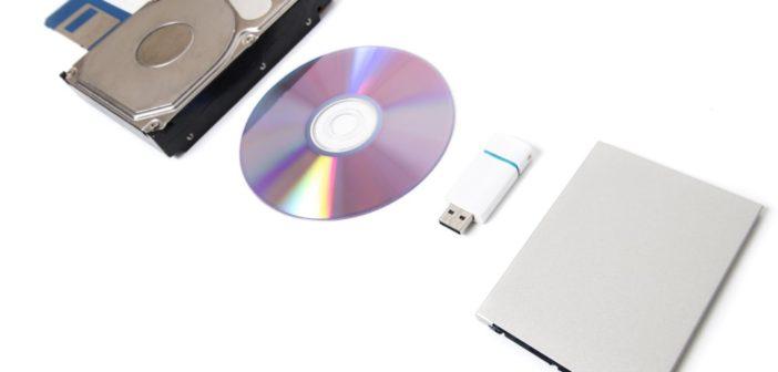Czy dane przechowyawane na dvd lub cd przetrwaja wiele lat?