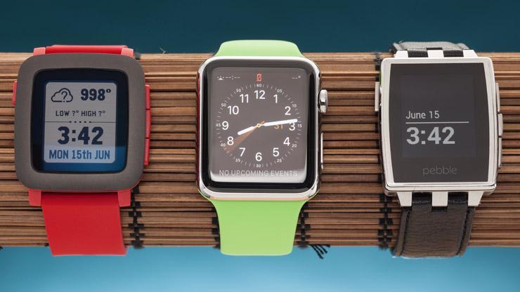 Smartwatche z wyświetlaczem