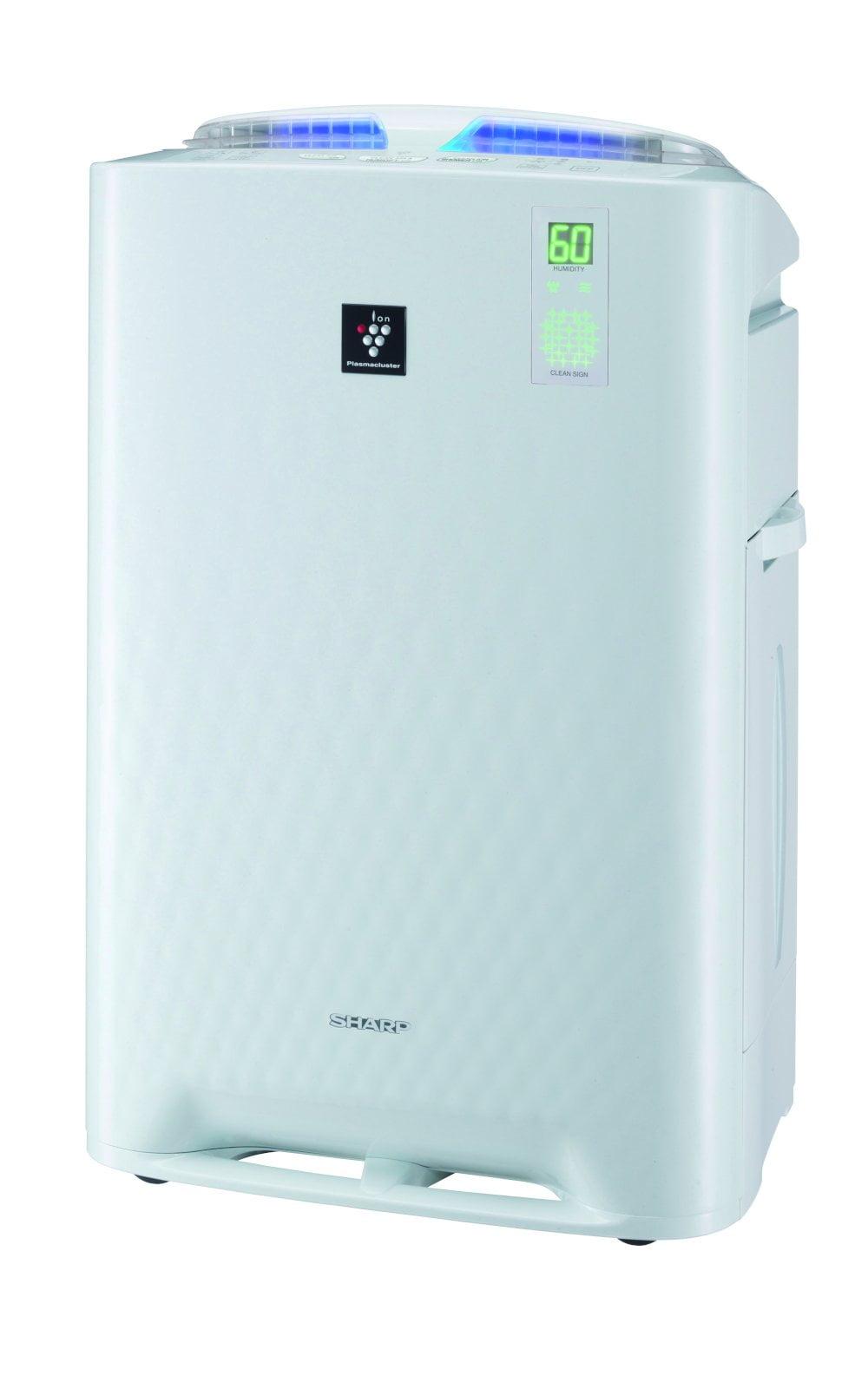 Nowy oczyszczacz powietrza Sharp KC-A60EUW już dostnępny na rynku.