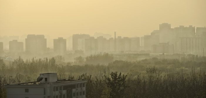 Zagrożenie ze strony smogu. Jaki oczyszczacz firmy Sharp najlepiej wybrać