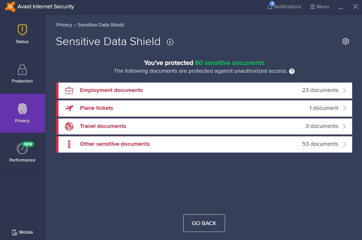 Nowość w AVAST. Ochrona poufnych danych. Twoje dane jeszcze nigdy nie były tak bezpieczne.