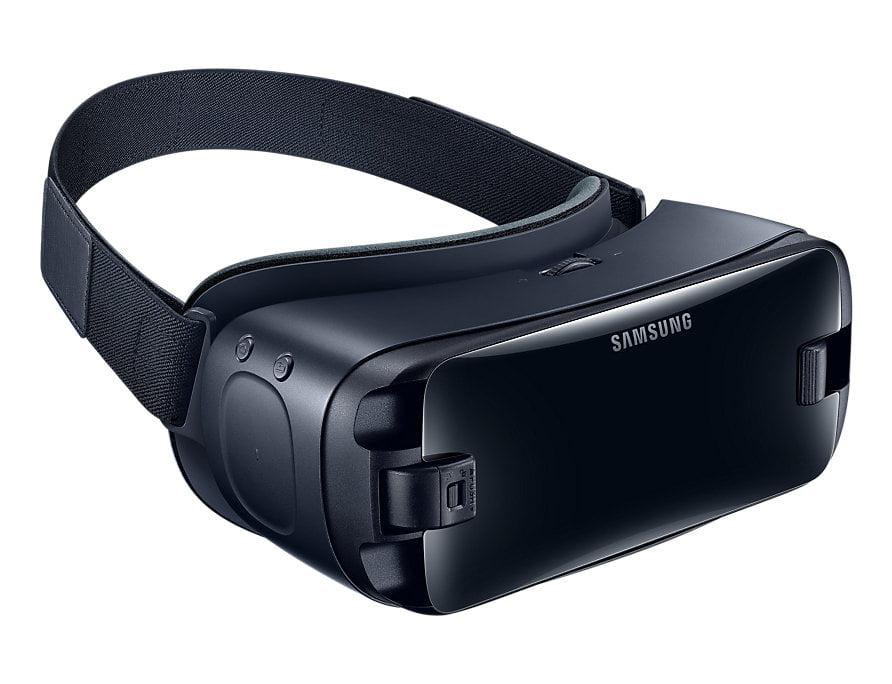 Najtańsze gogle wzestawieniu - Samsung Gear VR (2017)