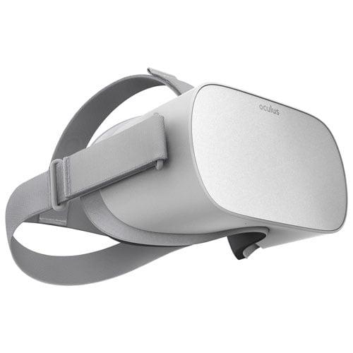 Młodszy brat Oculus Rift - Oculus Go, czyli autonomiczne gogle