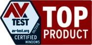 Avast otrzymał prestiżowy certyfikat ze strony av-test.