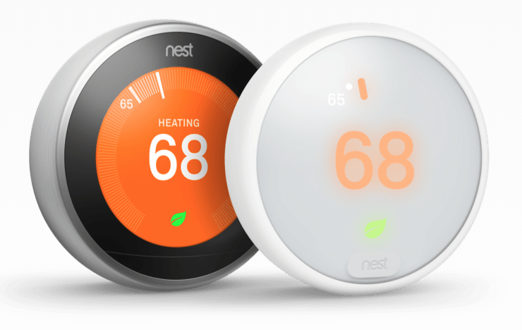 Inteligentny termostat. Ustawicie sobie idealną temperaturę by było odpowiednio ciepło po powrocie do domu