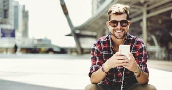W smartphonie najważniejszy jest dostęp do szybkiego łącza internetowego.