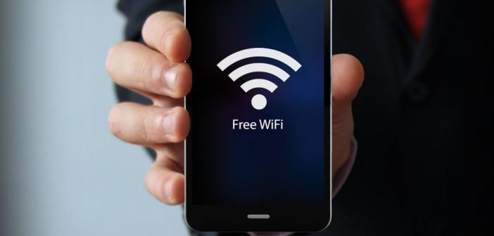 Bezpieczne połączenie z siecią wi-fi za pomocą VPN.