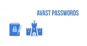 Funkcja AVAST Passwords służy do tworzenia i przechowywania trudnych haseł.