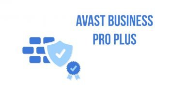 Ochrona firmowych komputerów z Avast Business Pro Plus.
