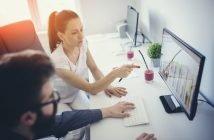 Oprogramowanie dedykowane dla firmy wposmaga jej szybszą pracę i rozwój.