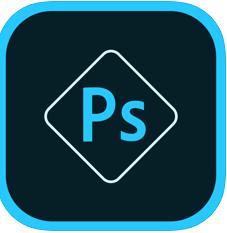 Aplikacja do edycji zdjęć Adobe Photoshop Express.