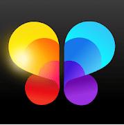 Aplikacja do edycji zdjęć Lumii.