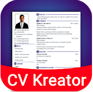 CV kreator 2020 na system android.