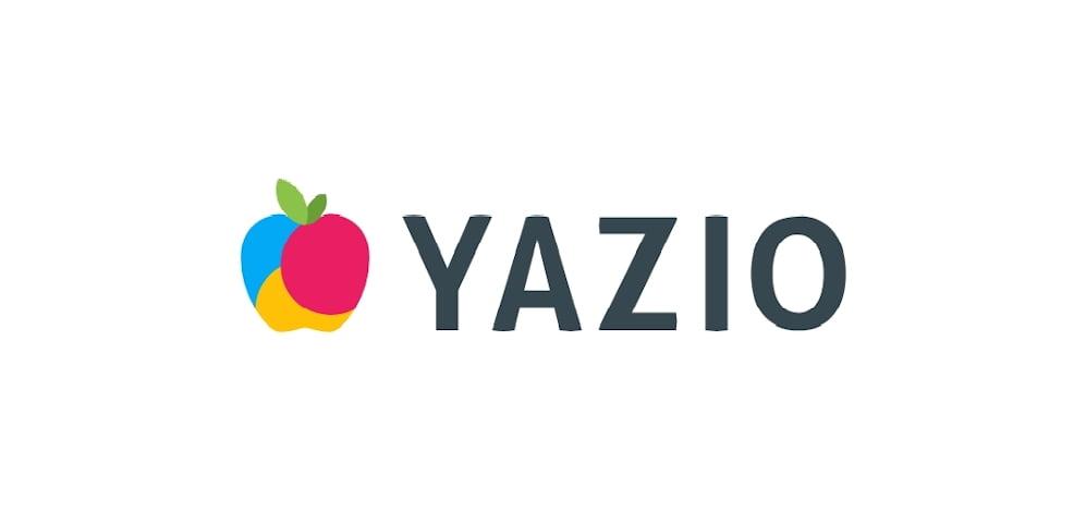 Aplikacja dietetyczna Yazio.
