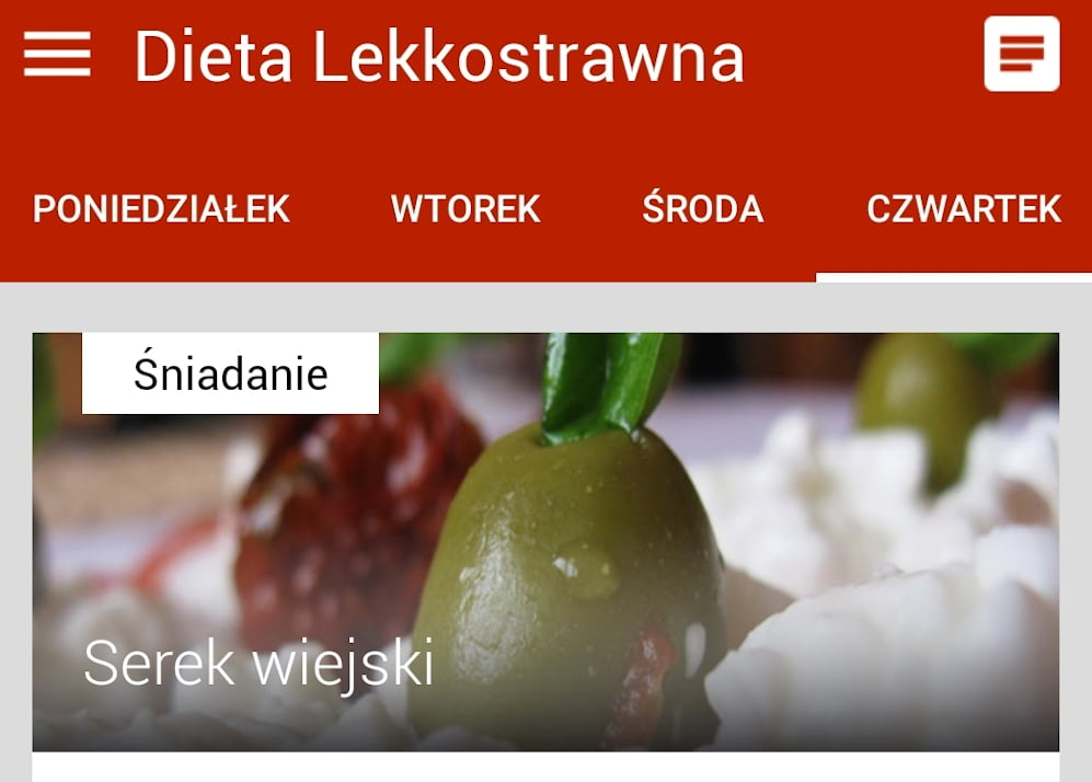 Aplikacja dietetyczna dieta.pl