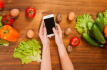 5 najpopularniejszy aplikacji dietetycznych na telefon.