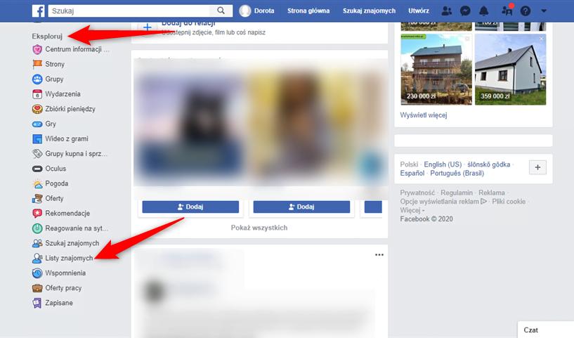 Jak ograniczać dostęp do informacji z Facebooka?