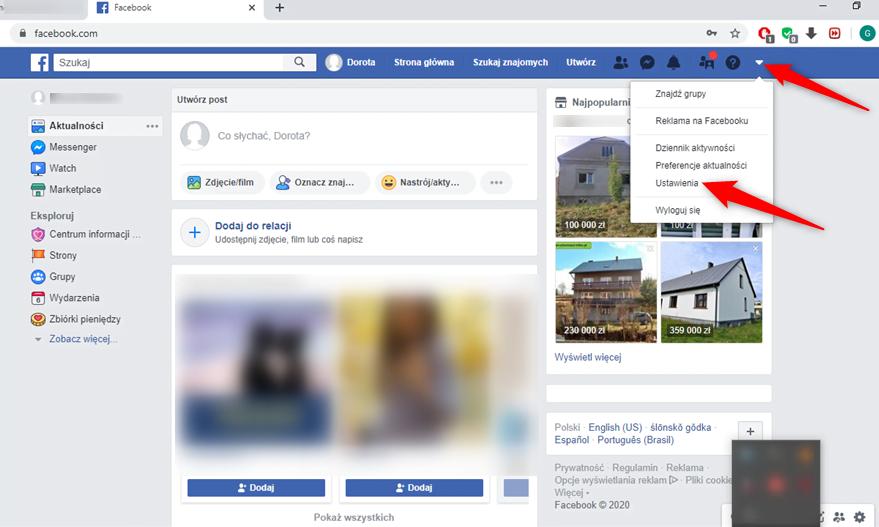 Jak zablokować zaproszenia do aplikacji na Facebooku?