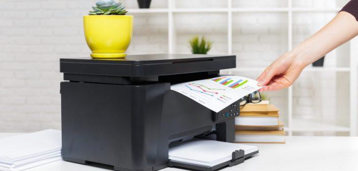Czym jest tusz drukarski. Czym różni się od tonera.