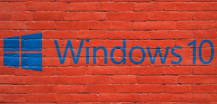 Co zabezpiecza hasło główne systemu Windows 10.