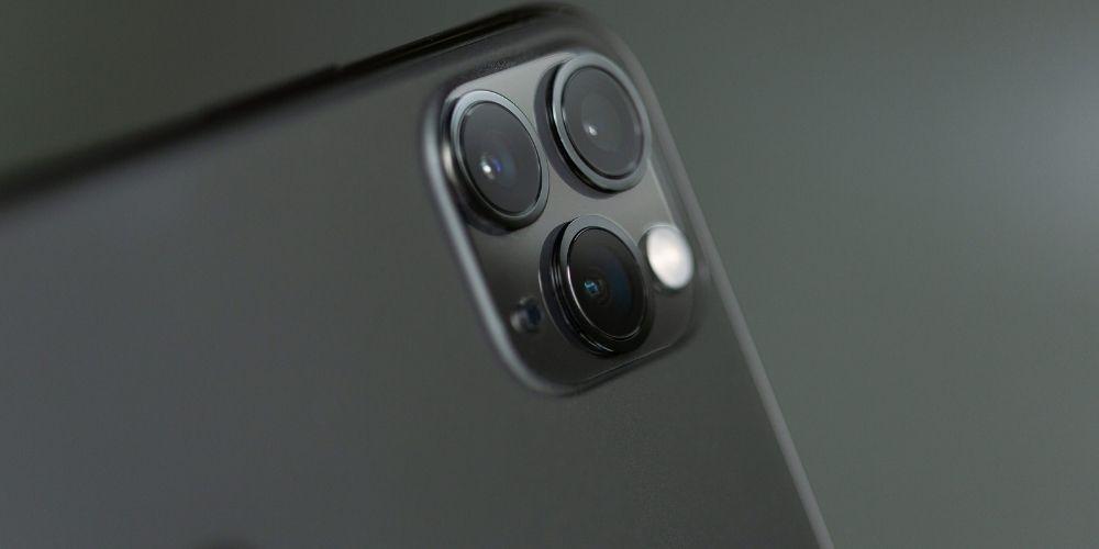 Aparaty w iPhone 12 Pro Max.