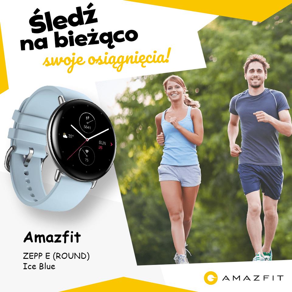 Smartwatch amazfit ZEPP E (ROUND